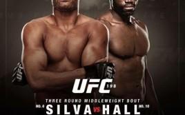 14 мая на UFC 198: Андерсон Сильва — Юрайя Холл