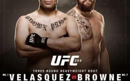 9 июля на UFC 200: Кейн Веласкес — Трэвис Браун