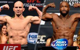 Результат боя: Гловер Тейшейра и Рашад Эванс. UFC on FOX 19