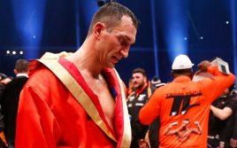 Владимир Кличко: Реванш с Фьюри будет самым значимым боем в моей карьере!
