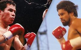117 лет на двоих. Роберто Дюран против Хулио Сезара Чавеса-старшего — в разработке на 23 Июля, на HBO.