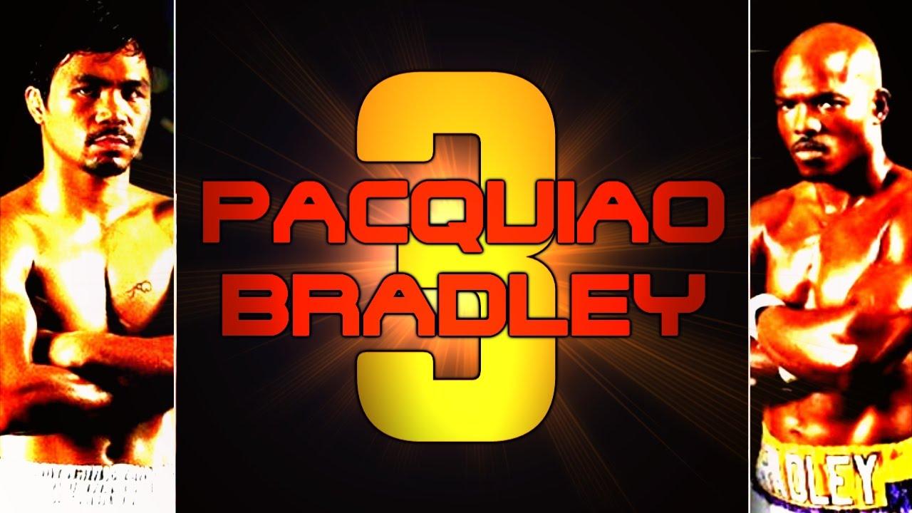 Мэнни Пакьяо - Тимоти Брэдли 3