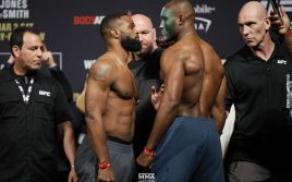 Хронология чемпионов UFC: Полусредний вес
