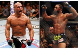 Робби Лоулер — Тайрон Вудли на UFC 201 в конце июля