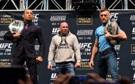 Хронология чемпионов UFC: Полулегкий вес