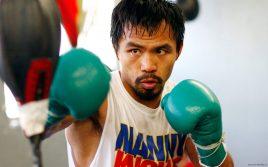 Промоутер Пакьяо: Если Мейвезер хочет боя, пусть приедет в Манилу
