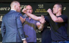 Конор Макгрегор и Нейт Диаз встретятся на UFC 202