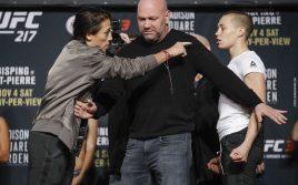 Хронология чемпионов UFC: Вес соломинки