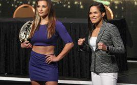 Хронология чемпионов UFC: Женский легчайший вес