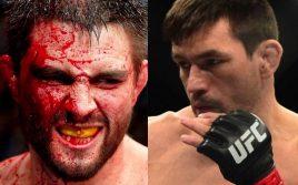 Карлос Кондит и Демиан Майя встретятся на UFC 202