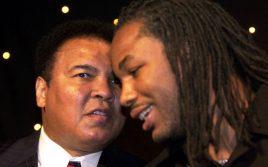 Леннокс Льюис: Я горд, что мне выпала честь нести гроб Али