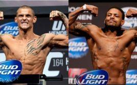 Дастин Порье и Майкл Джонсон возглавят шоу UFC в сентябре