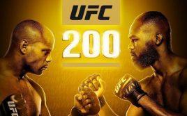 15 фактов о UFC 200