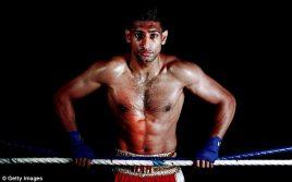 Амир Хан: Альварес в бою весил 187 фунтов