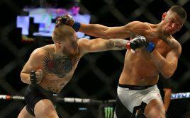 Где и когда смотреть онлайн. Прямая трансляция UFC 202: Конор Макгрегор — Нейт Диаз 2