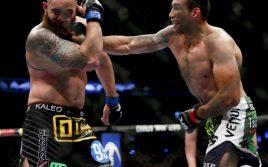 10 сентября на UFC 203: Фабрисио Вердум — Трэвис Браун 2