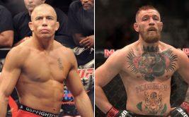 Слух: Конор Макгрегор - Джордж Сент-Пьер на UFC 205