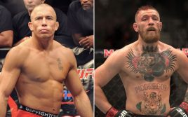 Слух: Конор Макгрегор — Джордж Сент-Пьер на UFC 205