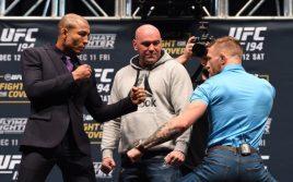 Конор Макгрегор — Жозе Альдо 2 на турнире UFC 205?