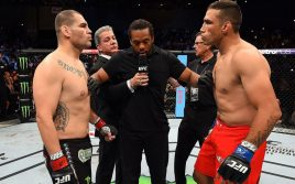 30 декабря на турнире UFC 207: Кейн Веласкес — Фабрисио Вердум 2
