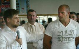 Рамзан Кадыров ответил Федору Емельяненко