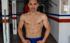 Хуан Эстрада: В декабре хочу драться с Куадрасом или Иноуэ!