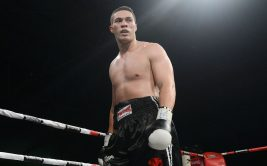 Джозеф Паркер и Энди Руиз 10 декабря подерутся за титул WBO