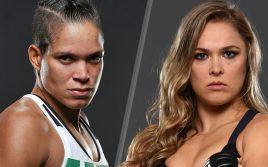 30 декабря на турнире UFC 207: Ронда Роузи — Аманда Нуньес