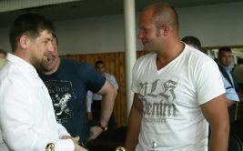 Кадыров - Емельяненко