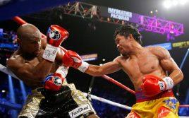 Пакьяо: Если фанаты хотят, я не против матча-реванша с Мейвезером