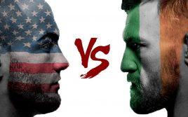 Где и когда смотреть онлайн. Прямая трансляция UFC 205: Конор Макгрегор — Эдди Альварес