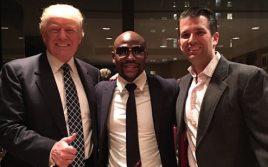 Рой Джонс: Мейвезер и Трамп — самые умные люди в США
