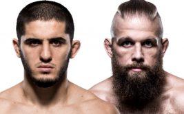 11 февраля на UFC 208: Ислам Махачев - Ник Ленц