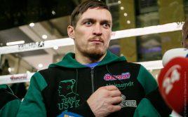 Александр Усик: Хочу драться с Гассиевым и Белью