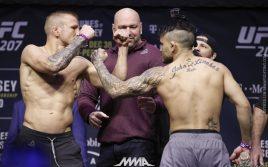MostBet: Ти Джей Диллашоу — фаворит в бою против Джона Линекера на UFC 207