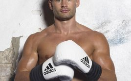Новинки боксерских перчаток от Adidas — Hybrid