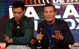Хулио Сезар Чавес жестко ответил всем критикам и Golden Boy