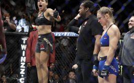 3 миллиона долларов у Ронды Роузи и другие зарплаты участников UFC 207