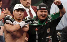 Роберт Гарсия: При отсутствии боев в легком, Майки поднимется в 63 кг