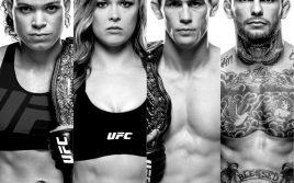 Факты и цифры после UFC 207: Аманда Нуньес — Ронда Роузи