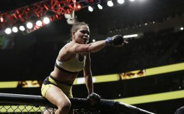 Аманда Нуньес: Конор Макгрегор ниже меня в рейтинге, я бы победила его в бою