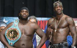 WBC назначила реванш «Деонтей Уайлдер — Бермейн Стиверн»