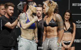 Хронология чемпионов UFC: Женский полулегкий вес