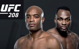 «Блудный Паук» Прогноз на бой «Андерсон Сильва — Дерек Брансон», UFC 208
