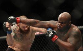 Результаты: UFC Fight Night 105 «Деррик Льюис — Трэвис Браун»