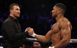 Джошуа: Нокаутирую Кличко и надеюсь, рефери не будет рано останавливать бой