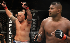 Результат боя: Марк Хант — Алистар Оверим, UFC 209