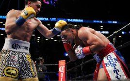 Гарсия: Хочу провести матч-реванш с Турманом, чтобы получить титулы