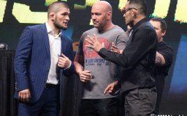 Где и когда смотреть онлайн. Прямая трансляция UFC 209: Хабиб Нурмагомедов — Тони Фергюсон