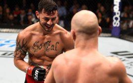 Результаты и бонусы турнира UFC Fight Night 108: Артем Лобов — Каб Свонсон